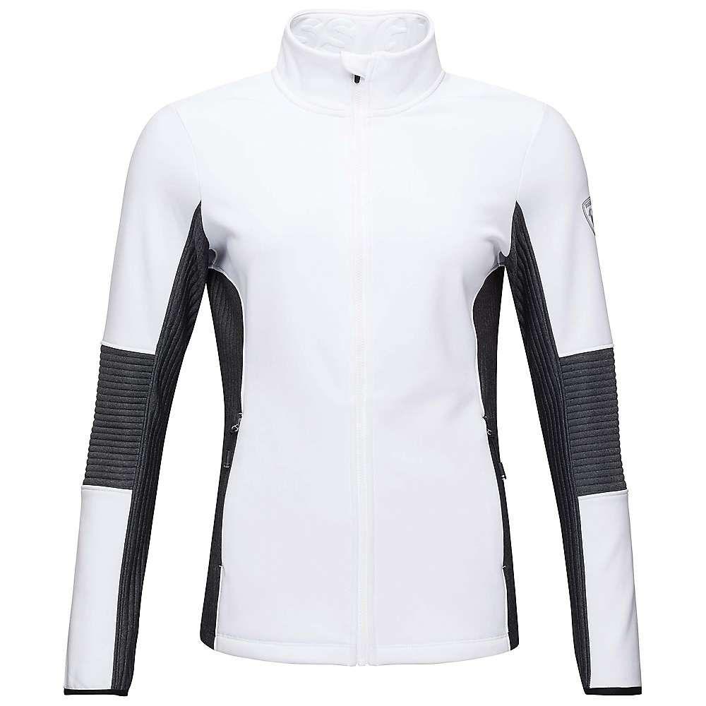 ロシニョール Rossignol レディース ジャケット アウター【Course Clim Jacket】White