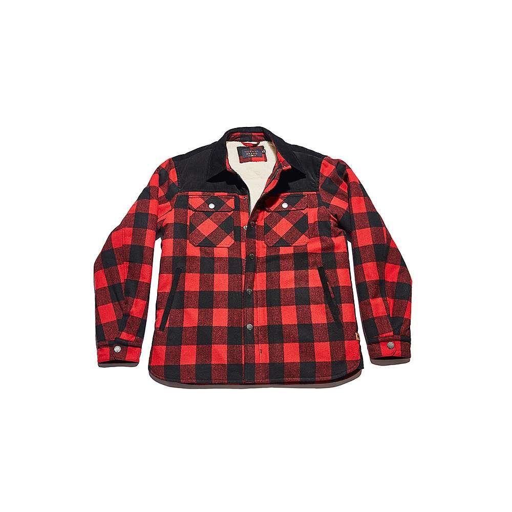 ノーマルブランド The Normal Brand メンズ ジャケット アウター【Buffalo Sherpa Jacket】Red
