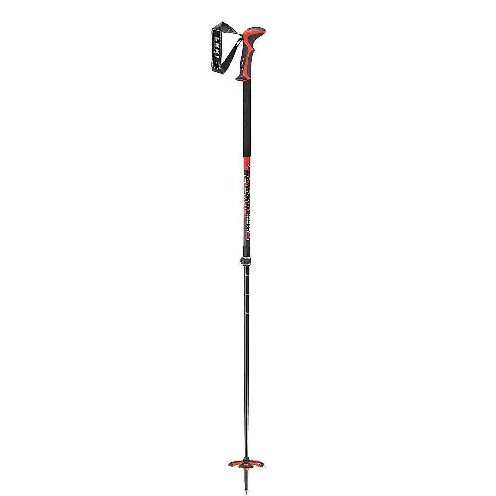 レキ Leki ユニセックス スキー・スノーボード ポール【Haute Route Ski Pole】Black/Red