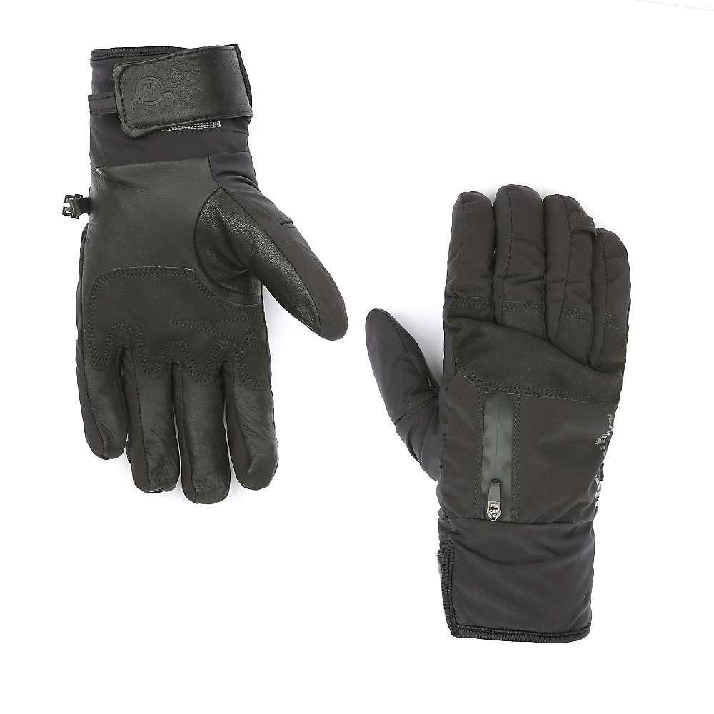 ムースジョー Moosejaw ユニセックス スキー・スノーボード グローブ【Touch Base PrimaLoft Insulated Waterproof Glove】Black