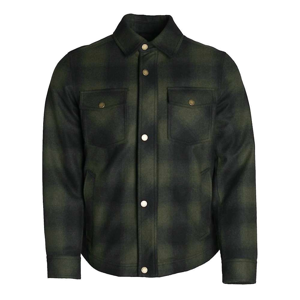 ペンドルトン Pendleton メンズ ジャケット シャツジャケット アウター【Hood River Shirt Jacket】Olive Buffalo Ombre