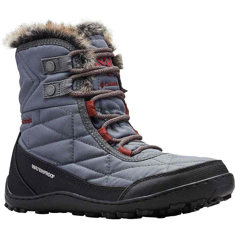 コロンビア Columbia Footwear レディース ブーツ シューズ・靴【Columbia Minx Shorty III Boot】Graphite/Deep Rust