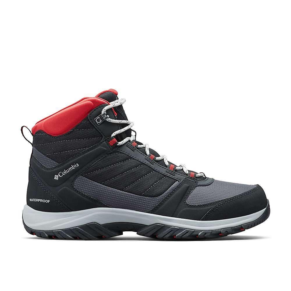 コロンビア Columbia Footwear メンズ ブーツ シューズ・靴【Columbia Terrebonne II Sport Mid Omni-Tech Boot】Black/White