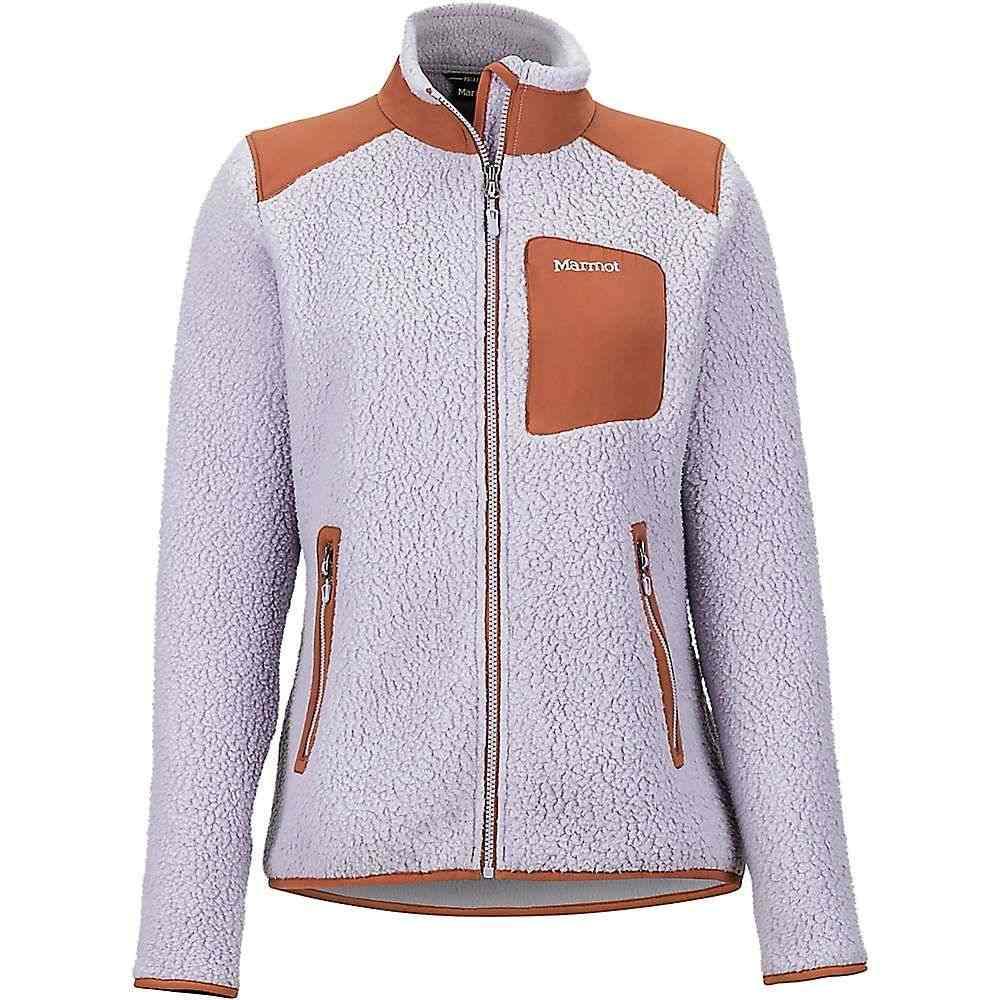 マーモット Marmot レディース ジャケット アウター【Wiley Jacket】Lavender Aura/Terracotta