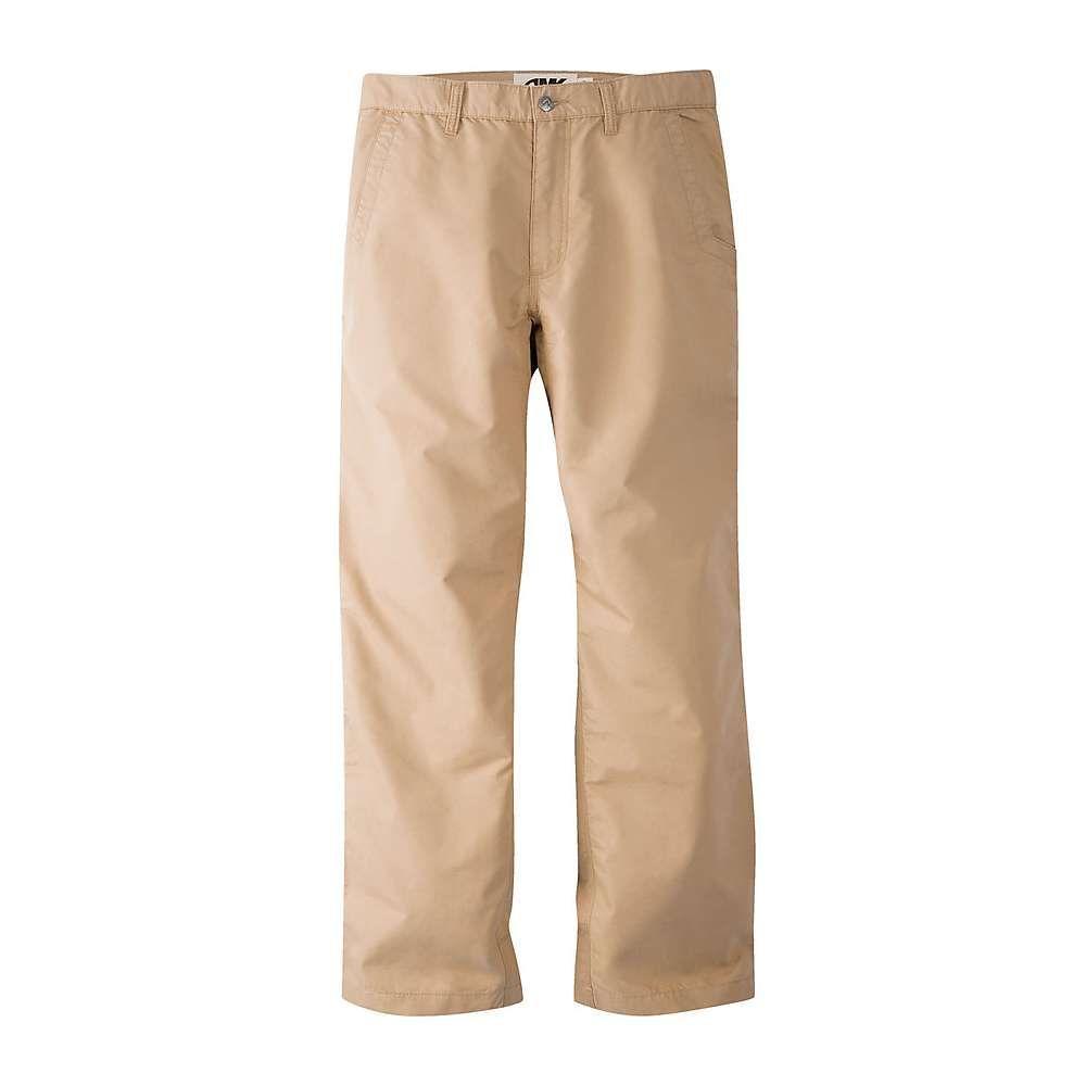 マウンテンカーキス Mountain Khakis メンズ ボトムス・パンツ 【Slim Fit Poplin Pant】Khaki