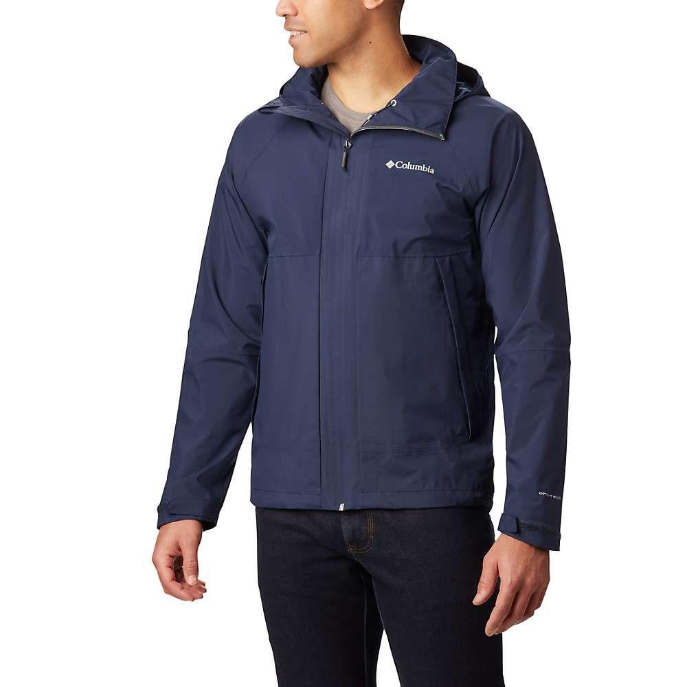 コロンビア Columbia メンズ ジャケット アウター【Evolution Valley Jacket】Collegiate Navy