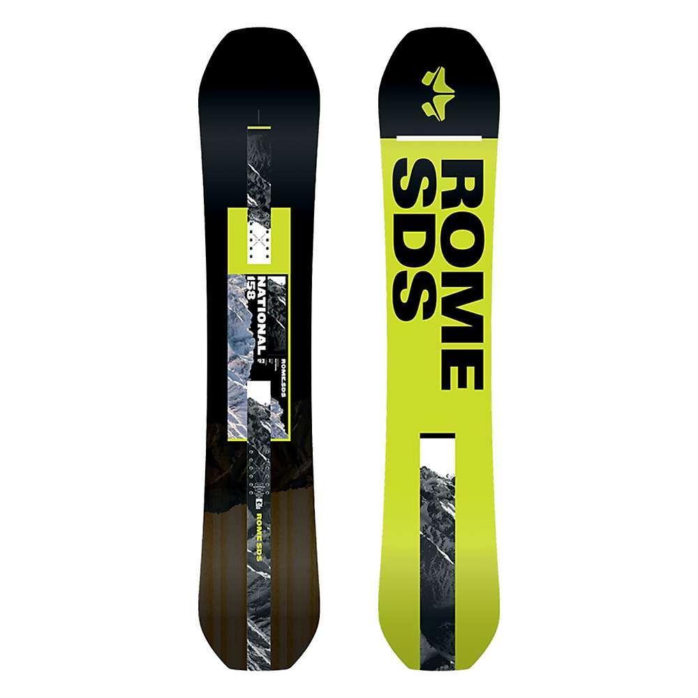 ローマー Rome ユニセックス スキー・スノーボード ボード・板【National Snowboard】Winter