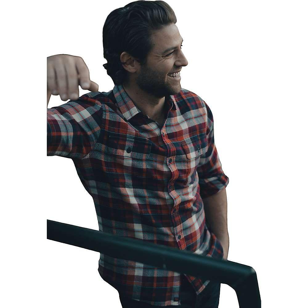 ノーマルブランド The Normal Brand メンズ シャツ フランネルシャツ トップス【Seffa Flannel Shirt】Red Plaid