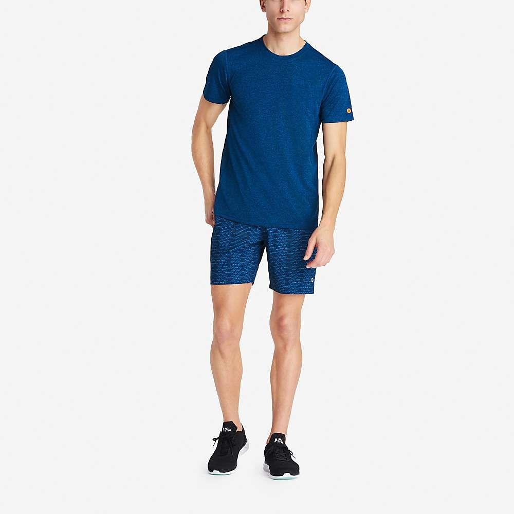 ボノボス Bonobos メンズ Tシャツ トップス【Core SS Tee】Lapis Blue/Black Heather