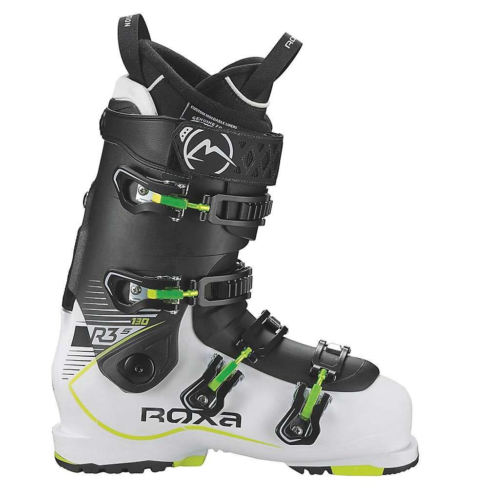 ロクサ Roxa メンズ スキー・スノーボード ブーツ シューズ・靴【R3s 130 Ski Boot】White/Black/Black