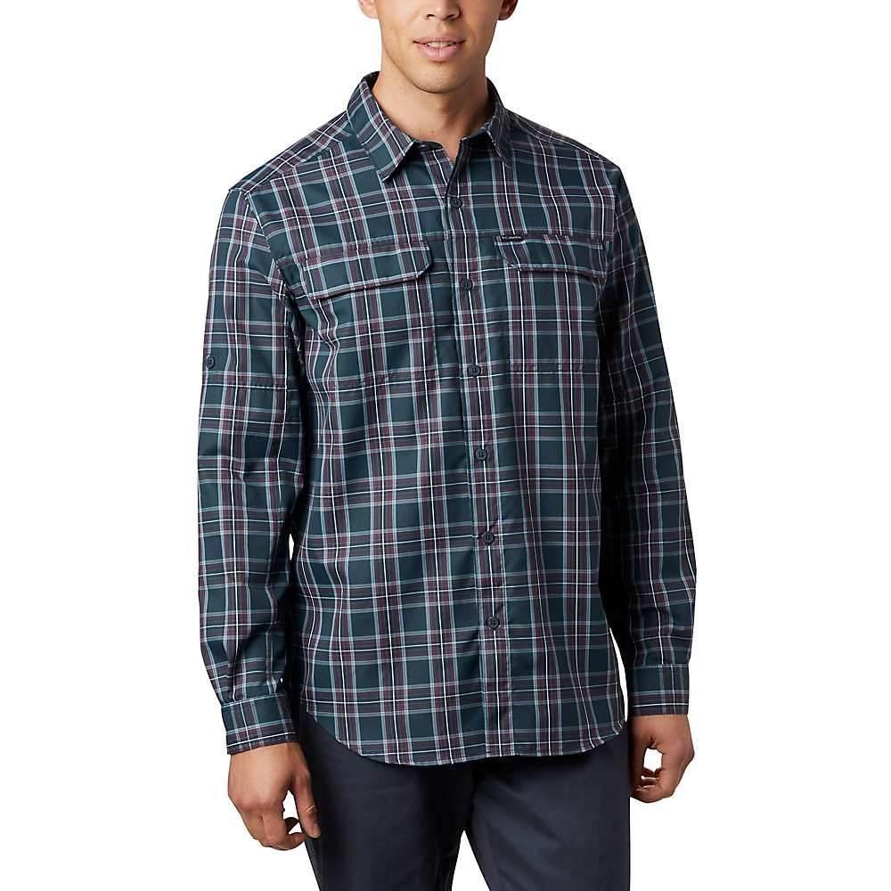 コロンビア Columbia メンズ シャツ トップス【Silver Ridge 2.0 Plaid LS Shirt】Night Shadow Plaid