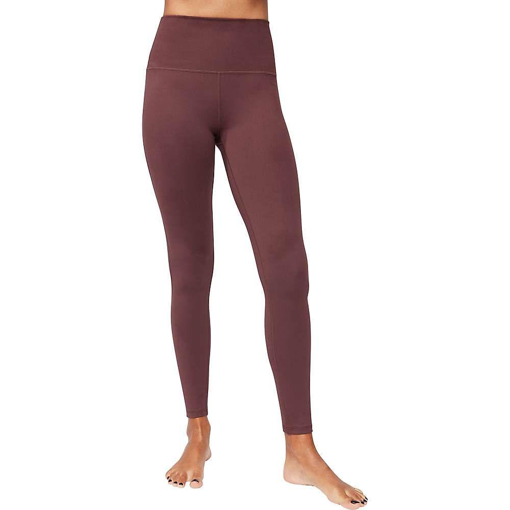マンドゥカ Manduka レディース ヨガ・ピラティス ボトムス・パンツ【Essential High Line Pant】Dark Chestnut