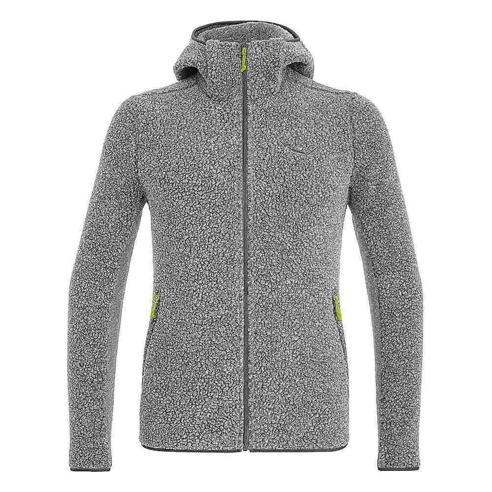 サレワ Salewa メンズ ジャケット シアリング アウター【Fanes Shearling WO Jacket】Grey Melange