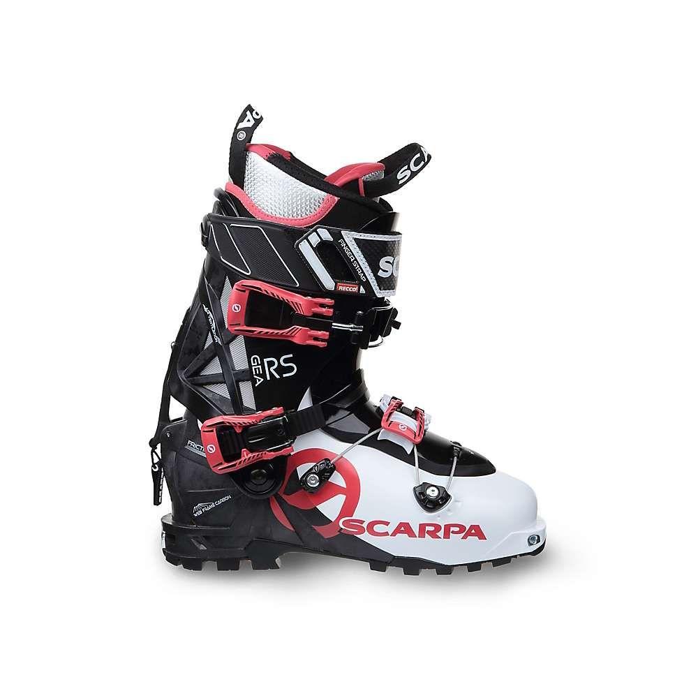 スカルパ Scarpa レディース スキー・スノーボード ブーツ シューズ・靴【Gea RS Ski Boot】White/Black/Warm Red