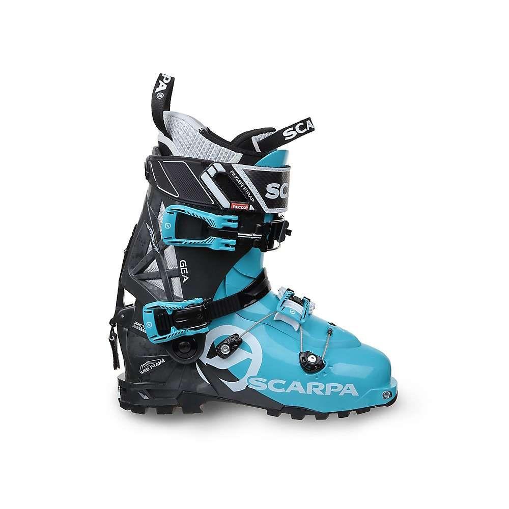 スカルパ Scarpa レディース スキー・スノーボード ブーツ シューズ・靴【Gea Ski Boot】Scuba Blue/Anthracite