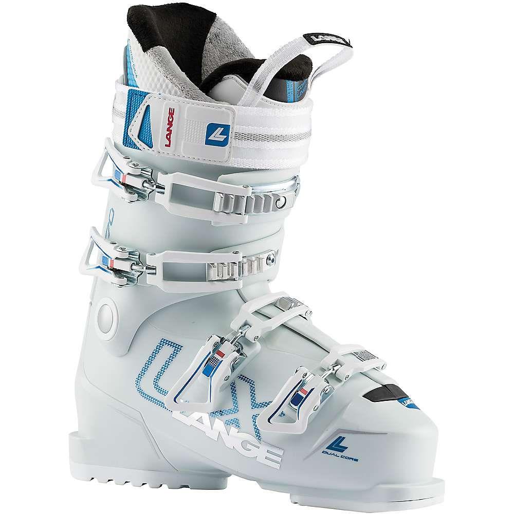 ランジェ Lange レディース スキー・スノーボード ブーツ シューズ・靴【LX 70 Ski Boot】Mineral White/Blue