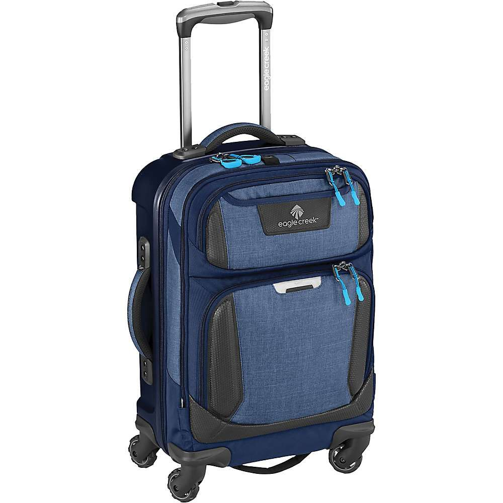 エーグルクリーク Eagle Creek ユニセックス スーツケース・キャリーバッグ バッグ【Tarmac AWD Carry On Travel Pack】Slate Blue