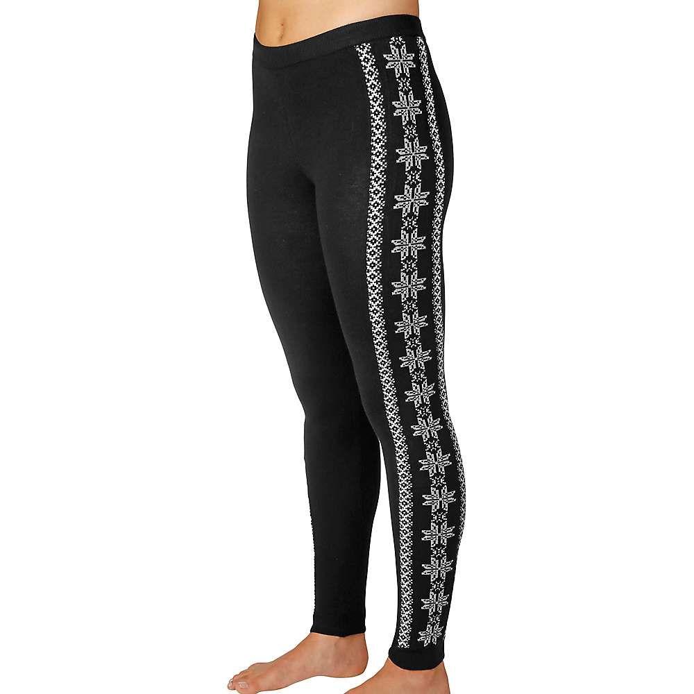 ホットチリーズ Hot Chillys レディース スパッツ・レギンス インナー・下着【Sweater Knit Printed Legging】Sideline