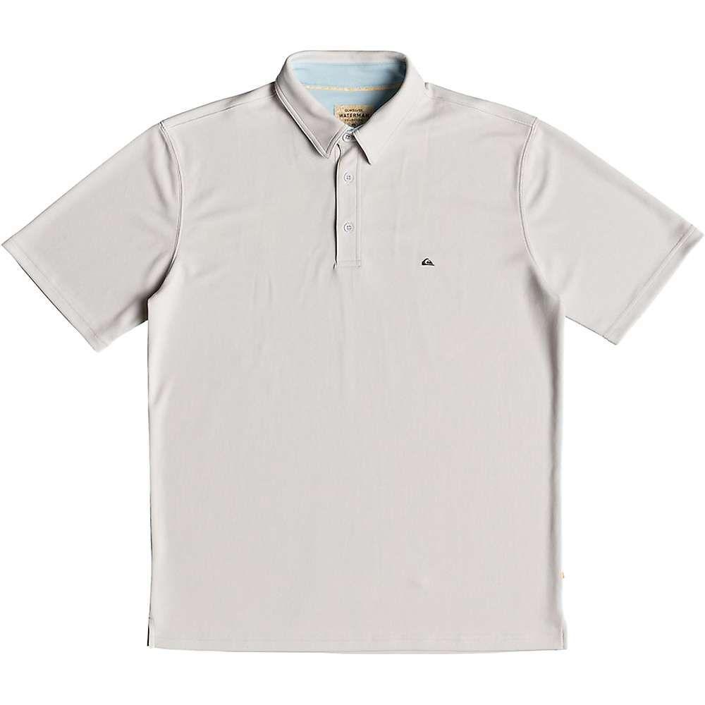 クイックシルバー Quiksilver メンズ ポロシャツ トップス【Water Polo 2 Shirt】Lunar Rock