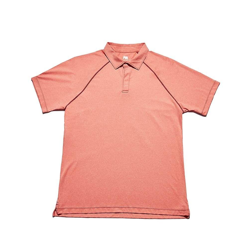 ノーマルブランド The Normal Brand メンズ ポロシャツ トップス【Performance Polo】Red