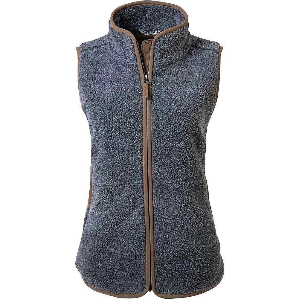 マウンテンカーキス Mountain Khakis レディース ベスト・ジレ トップス【Fourteener Vest】Gunmetal