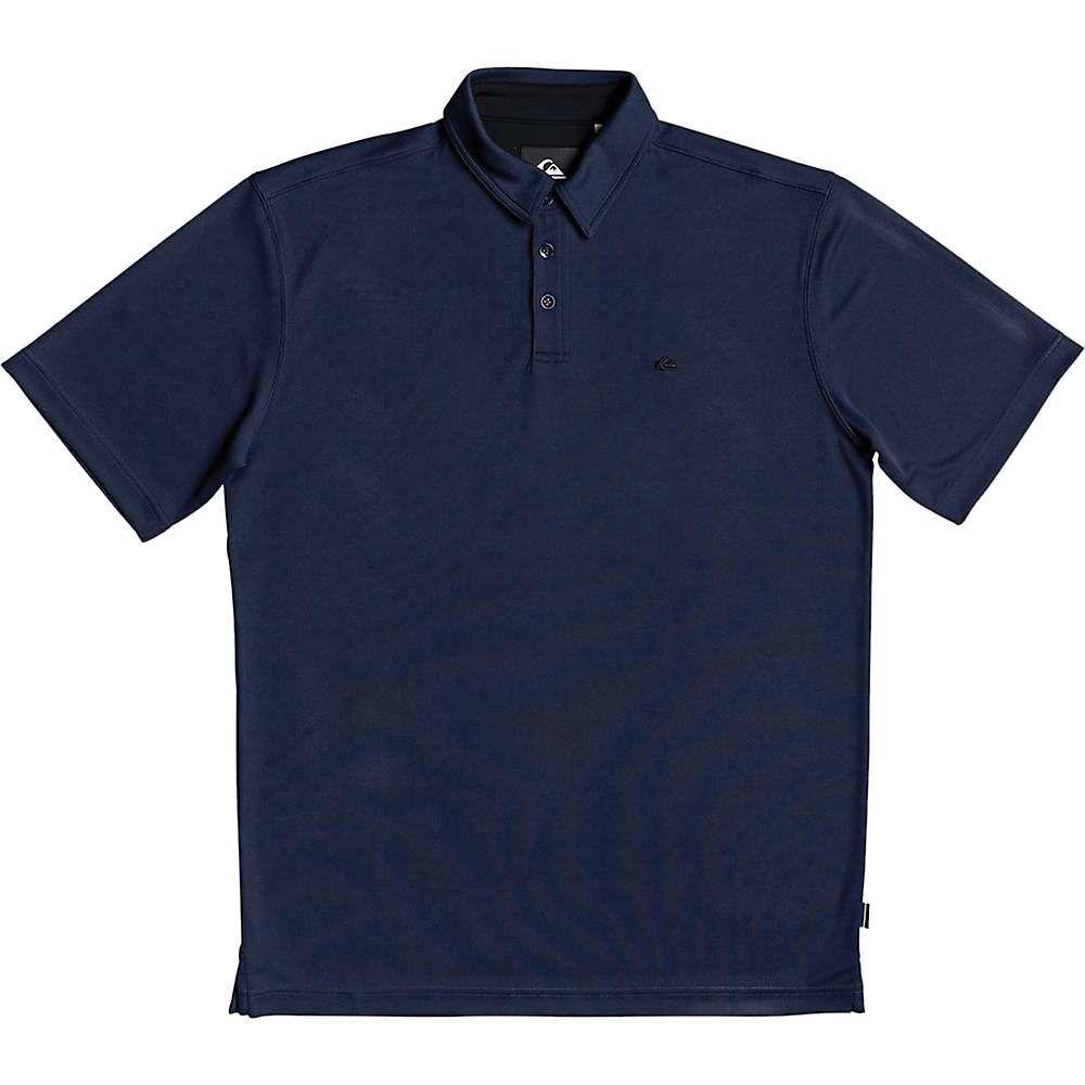 クイックシルバー Quiksilver メンズ ポロシャツ トップス【Water Polo 2 Shirt】Navy Iris