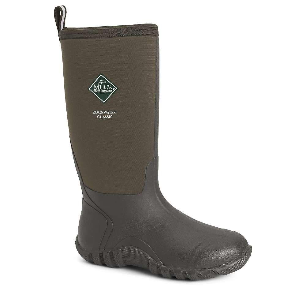 マックブーツ Muck Boots メンズ レインシューズ・長靴 シューズ・靴【Muck Edgewater Boot】Brown