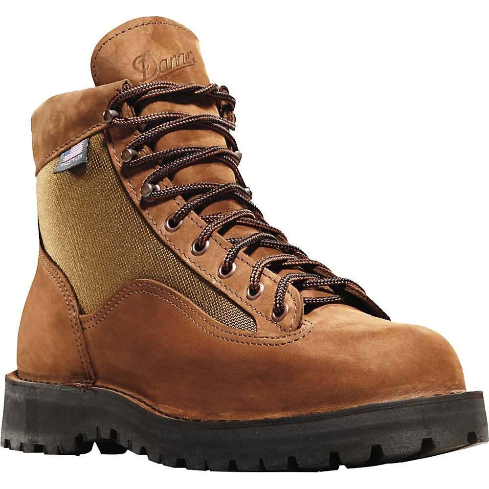 ダナー Danner レディース ブーツ シューズ・靴【Light II 6IN GTX Boot】Brown