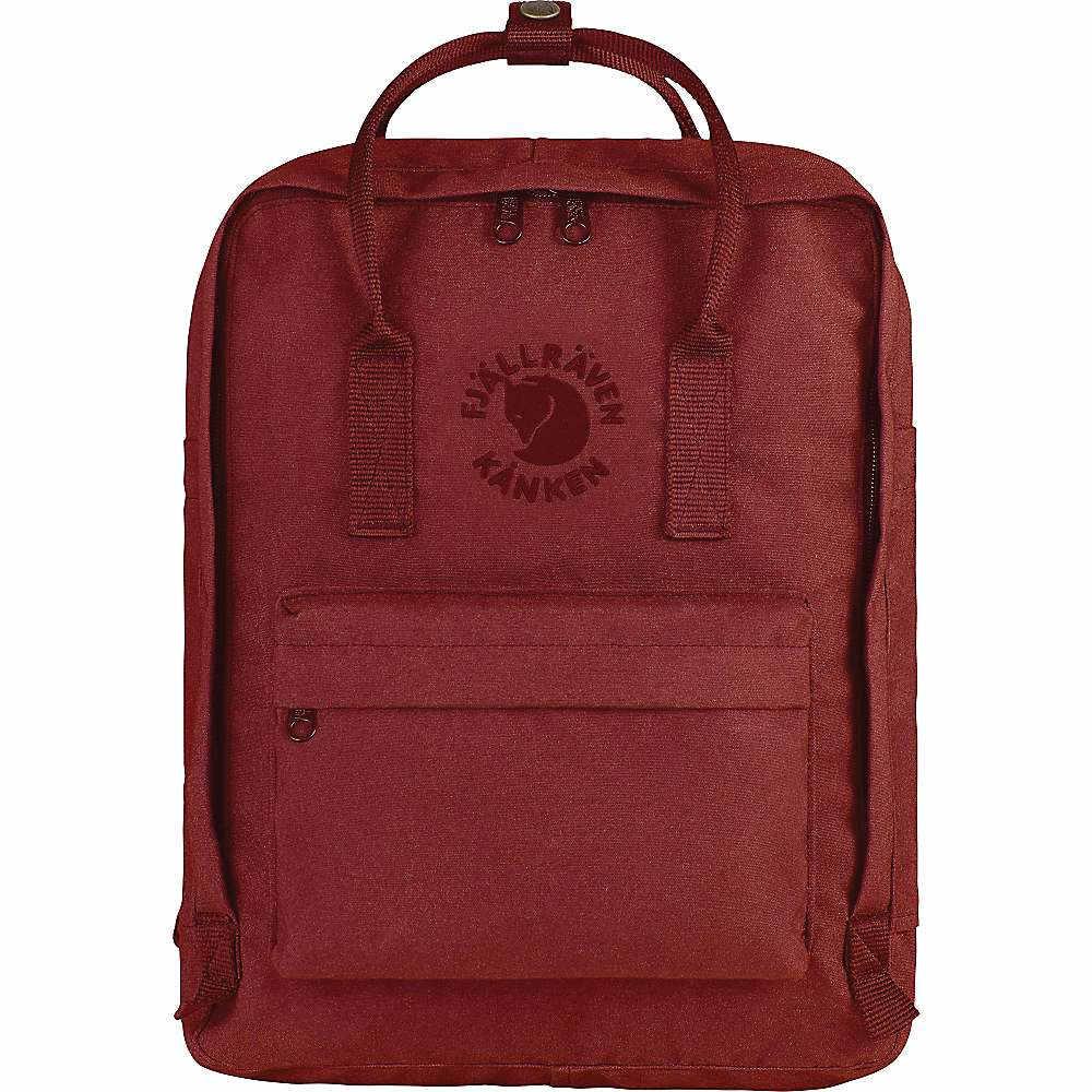 フェールラーベン ユニセックス メンズ レディース バッグ バックパック・リュック【Fjallraven Re-Kanken Backpack】Ox Red