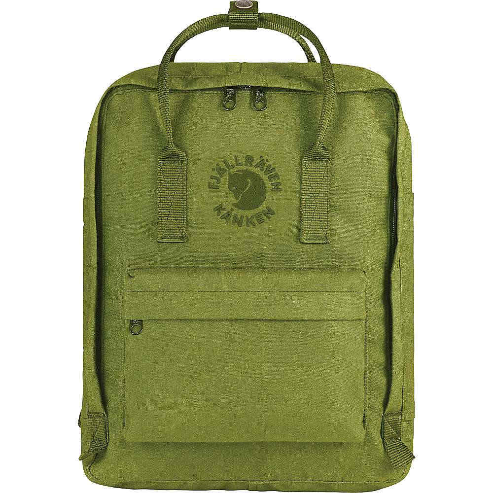 フェールラーベン ユニセックス メンズ レディース バッグ バックパック・リュック【Fjallraven Re-Kanken Backpack】Spring Green