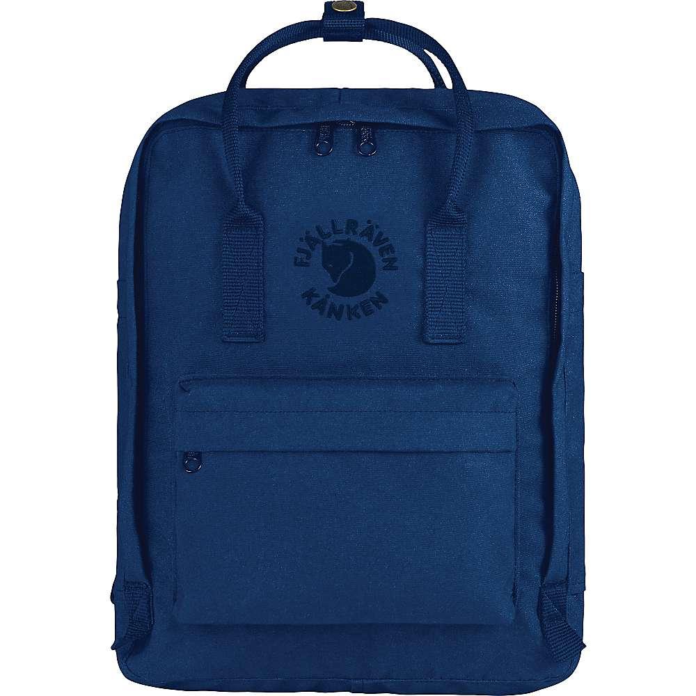 フェールラーベン ユニセックス メンズ レディース バッグ バックパック・リュック【Fjallraven Re-Kanken Backpack】Midnight Blue