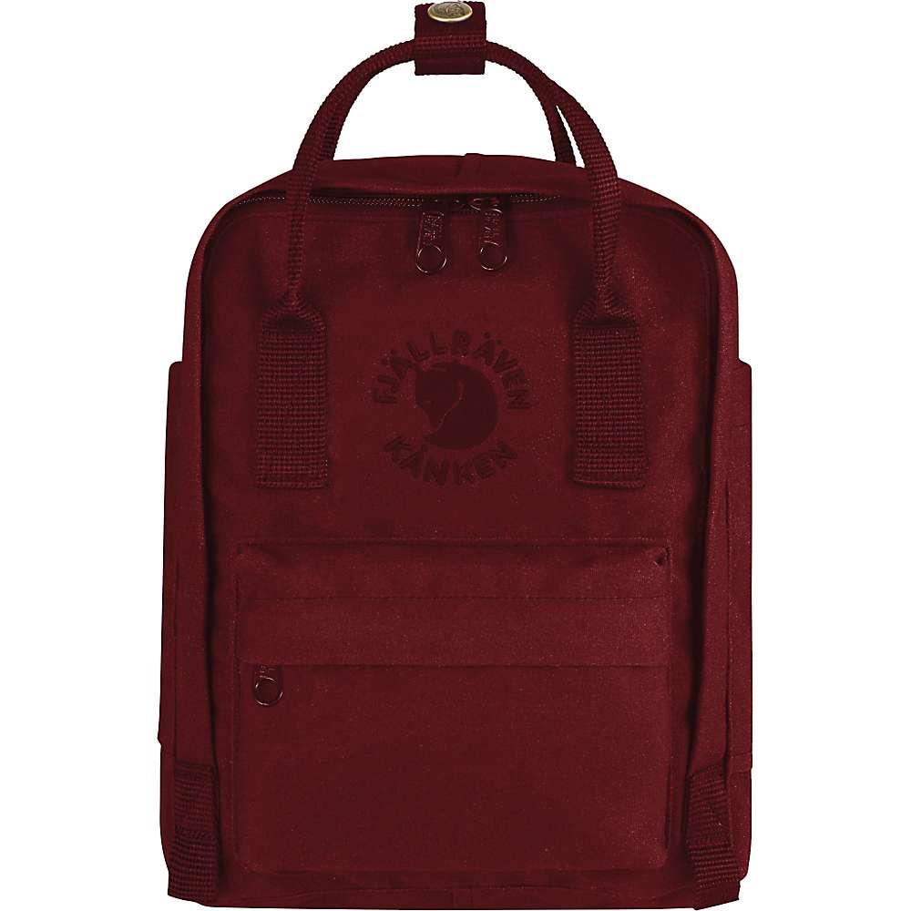 フェールラーベン ユニセックス メンズ レディース バッグ バックパック・リュック【Fjallraven Re-Kanken Mini Backpack】Ox Red