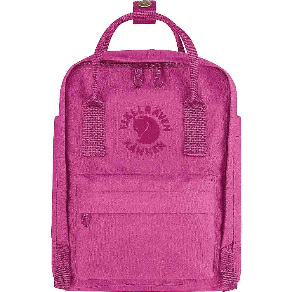 フェールラーベン ユニセックス メンズ レディース バッグ バックパック・リュック【Fjallraven Re-Kanken Mini Backpack】Pink Rose