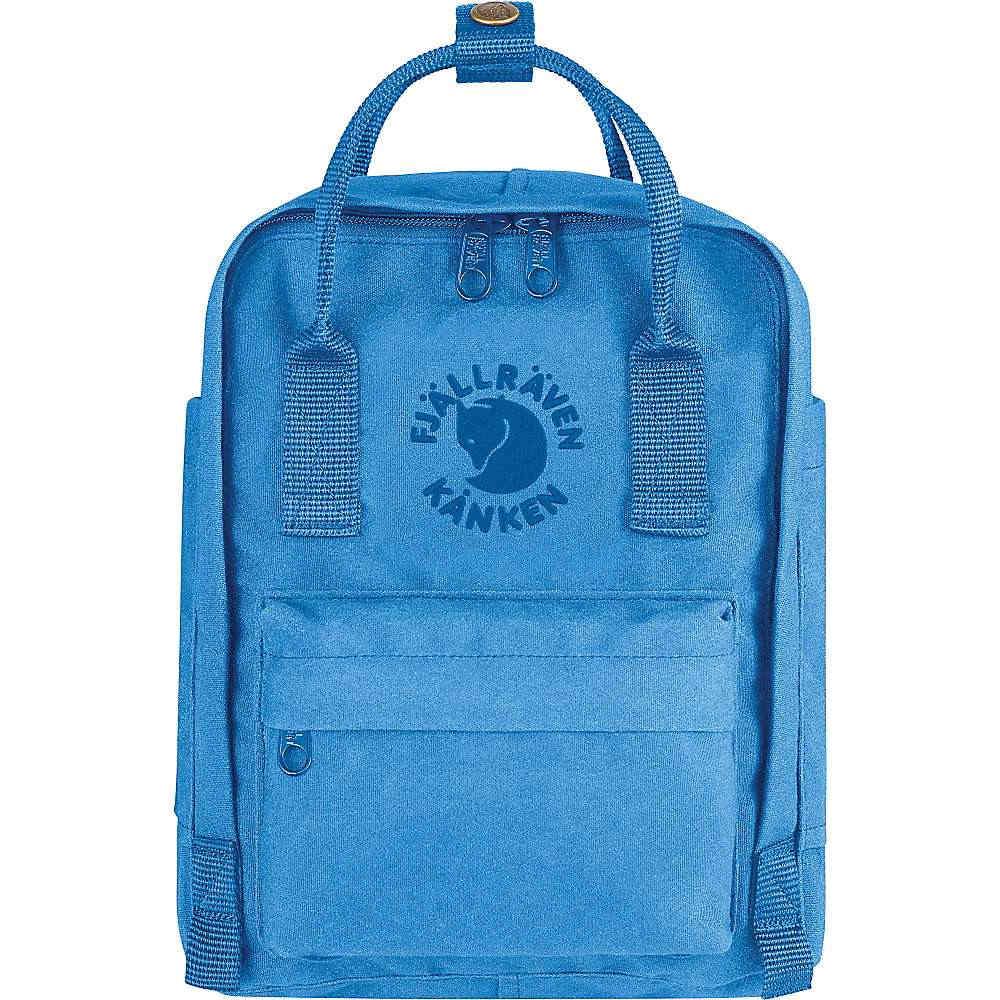 フェールラーベン ユニセックス メンズ レディース バッグ バックパック・リュック【Fjallraven Re-Kanken Mini Backpack】UN Blue