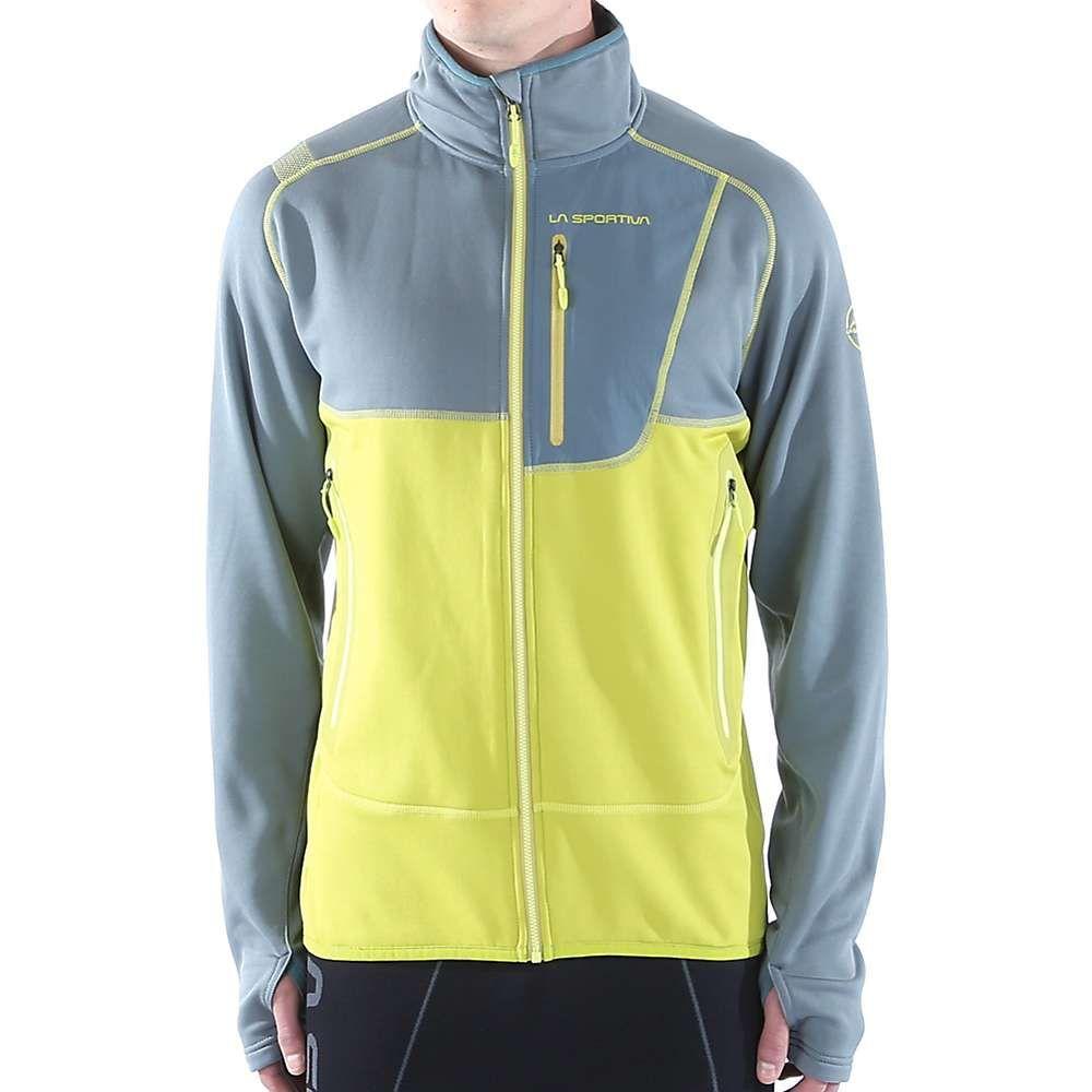 ラスポルティバ La Sportiva メンズ ジャケット アウター【Orbit Jacket】Citronelle/Slate