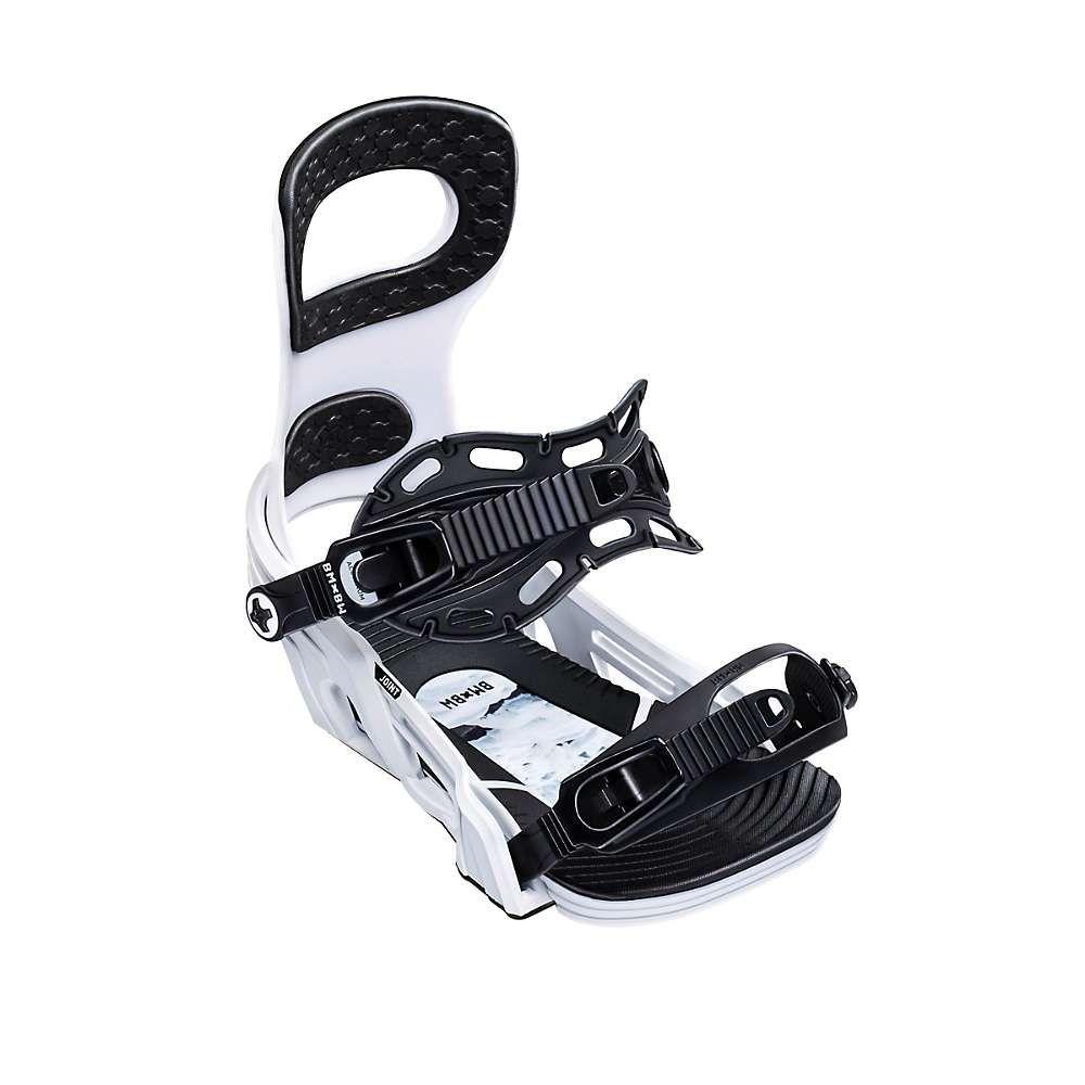 ベントメタル Bent Metal ユニセックス スキー・スノーボード ビンディング【Joint Snowboard Binding】Winter//White