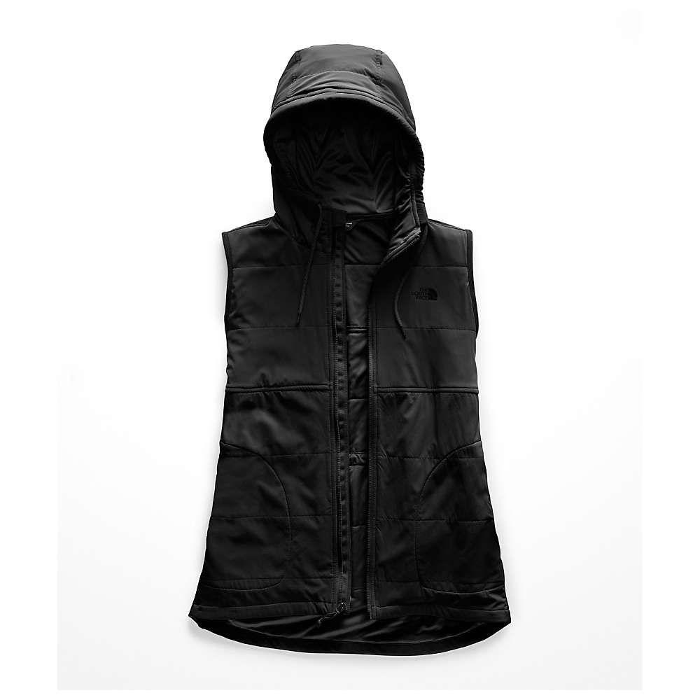 ザ ノースフェイス The North Face レディース ベスト・ジレ トップス【Mountain Sweatshirt Vest】TNF Black