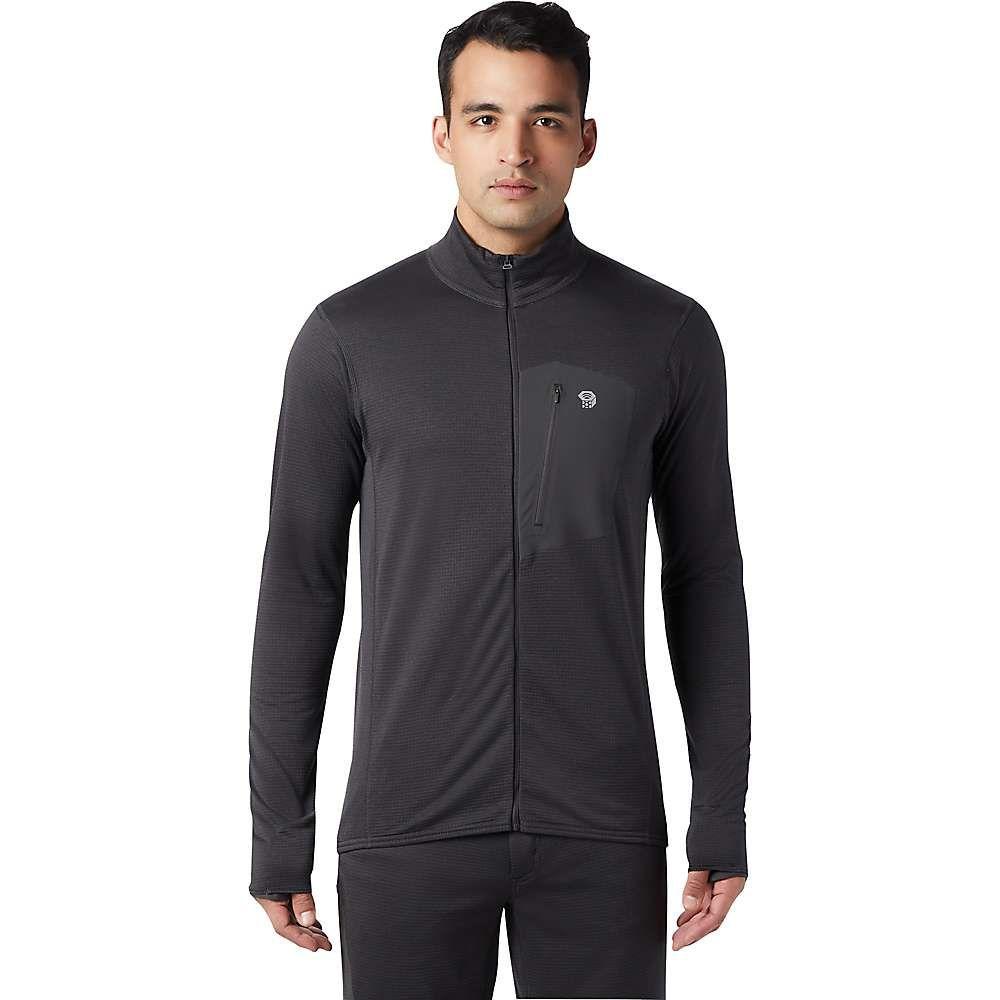 マウンテンハードウェア Mountain Hardwear メンズ ジャケット アウター【Type 2 Fun Full Zip Jacket】Void