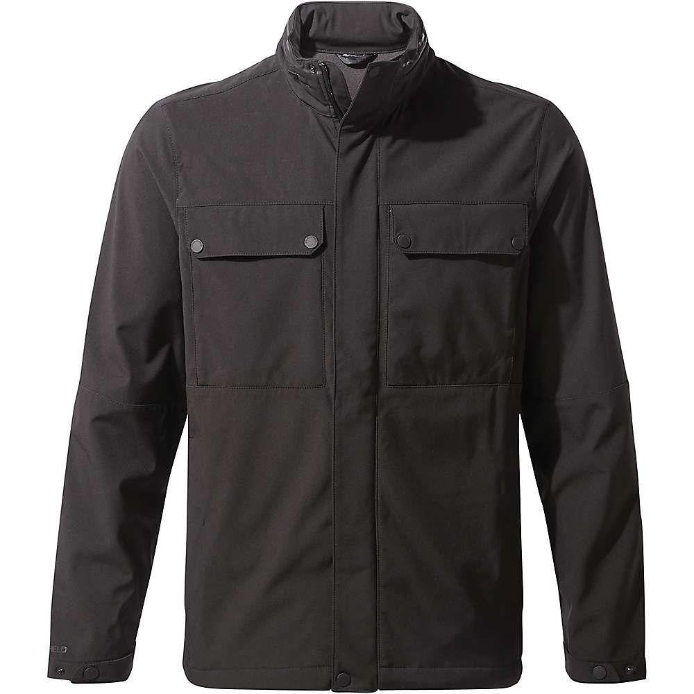 クラッグホッパーズ Craghoppers メンズ ジャケット アウター【Dunham Jacket】Black