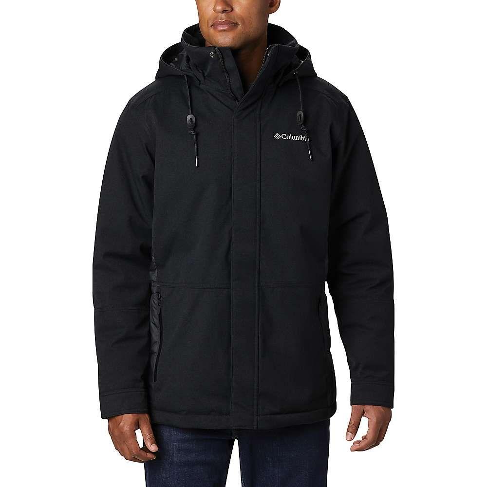 コロンビア Columbia メンズ ジャケット アウター【Boundary Bay Hybrid Jacket】Black