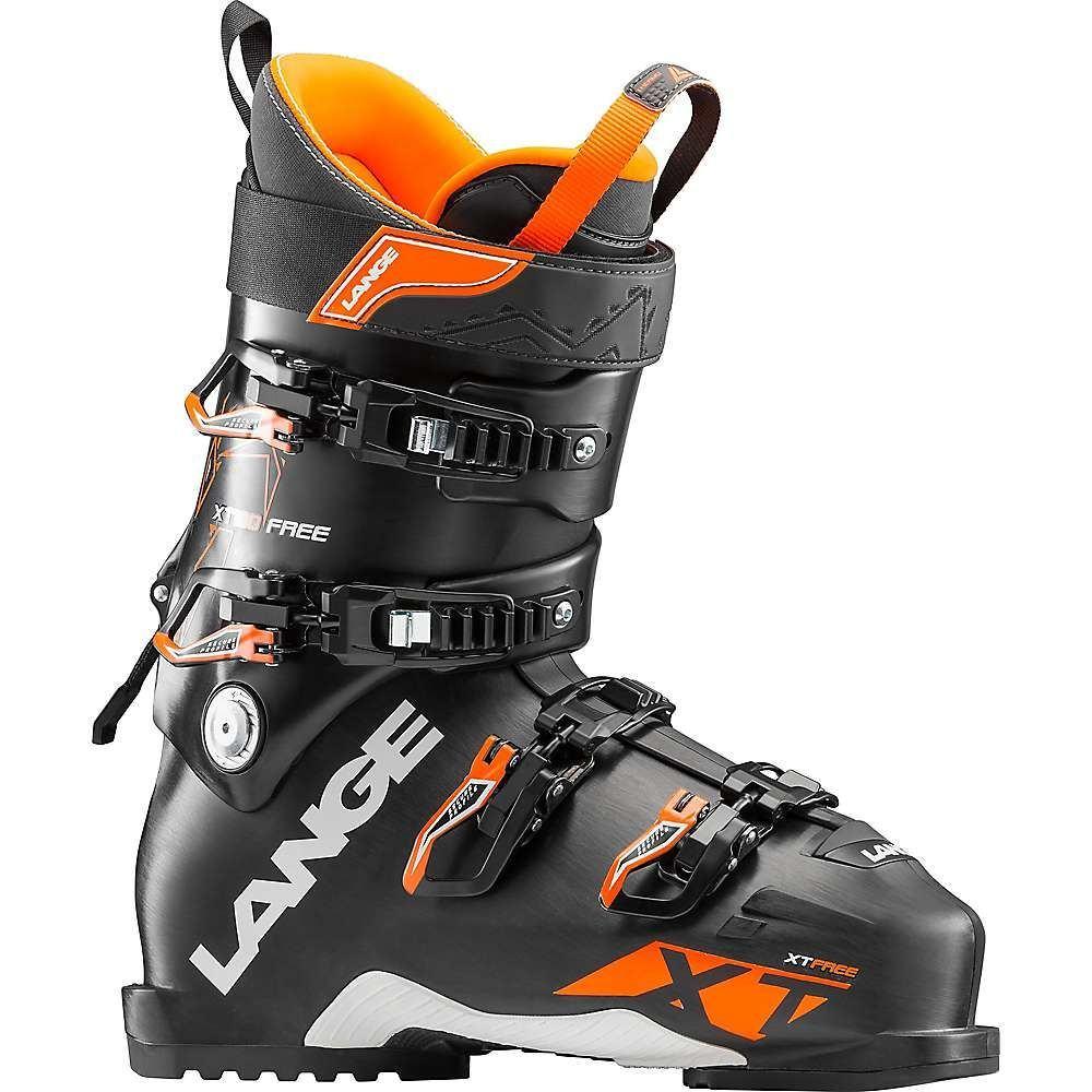 ランジェ Lange メンズ スキー・スノーボード ブーツ シューズ・靴【XT Free 100 Ski Boot】Black
