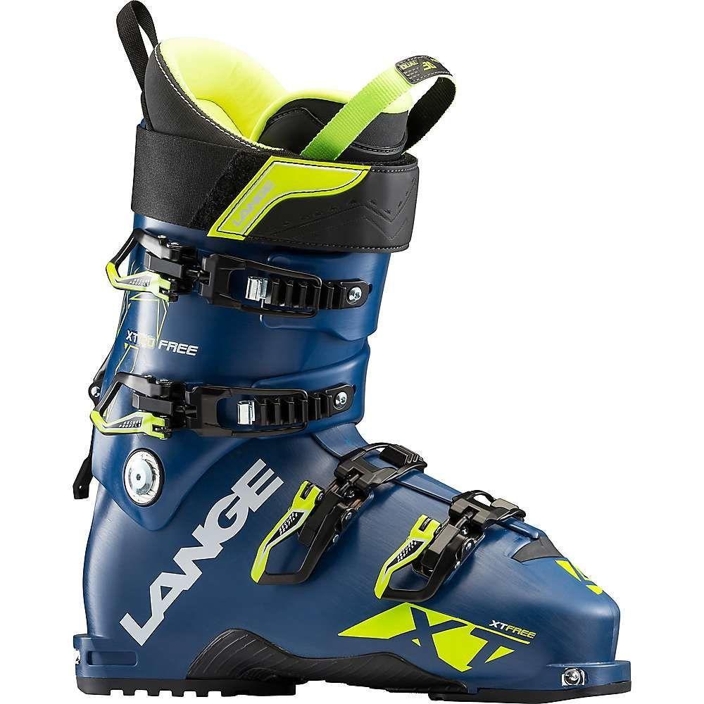 ランジェ Lange メンズ スキー・スノーボード ブーツ シューズ・靴【XT Free 120 Ski Boot】Navy Blue