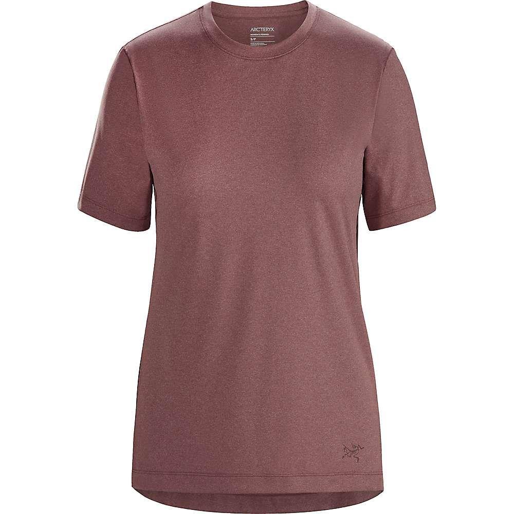 アークテリクス Arcteryx レディース Tシャツ トップス【Remige SS T-shirt】Inertia