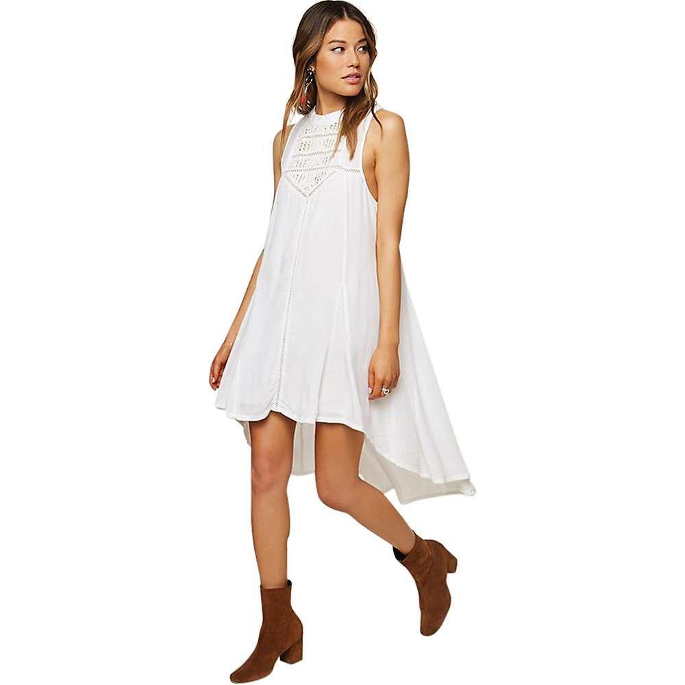 オニール Oneill レディース ワンピース ワンピース・ドレス【O'Neill Issi Dress】White