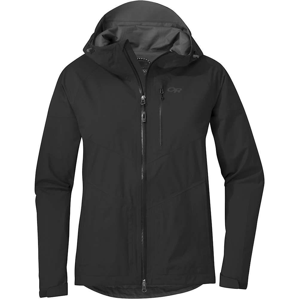 アウトドアリサーチ Outdoor Research レディース ジャケット アウター【Aspire Jacket】Black