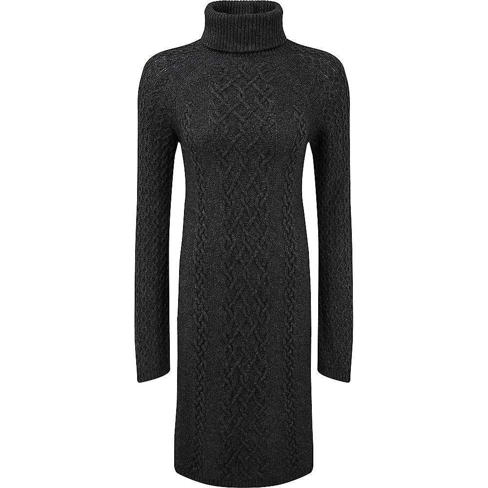 シェルパ Sherpa レディース ワンピース ワンピース・ドレス【Paden Bell Sleeve Dress】Kharani Grey