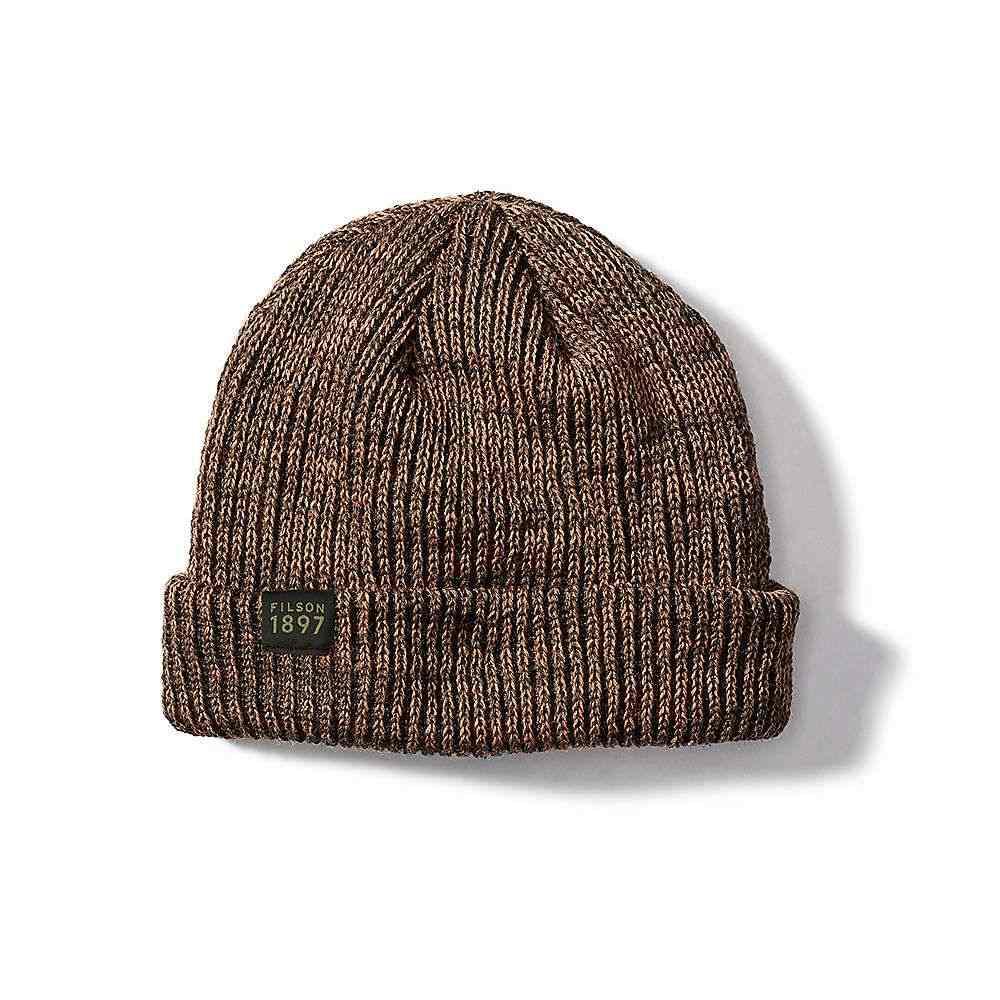 フィルソン Filson メンズ ニット ワッチキャップ 帽子【Watch Cap】Olive