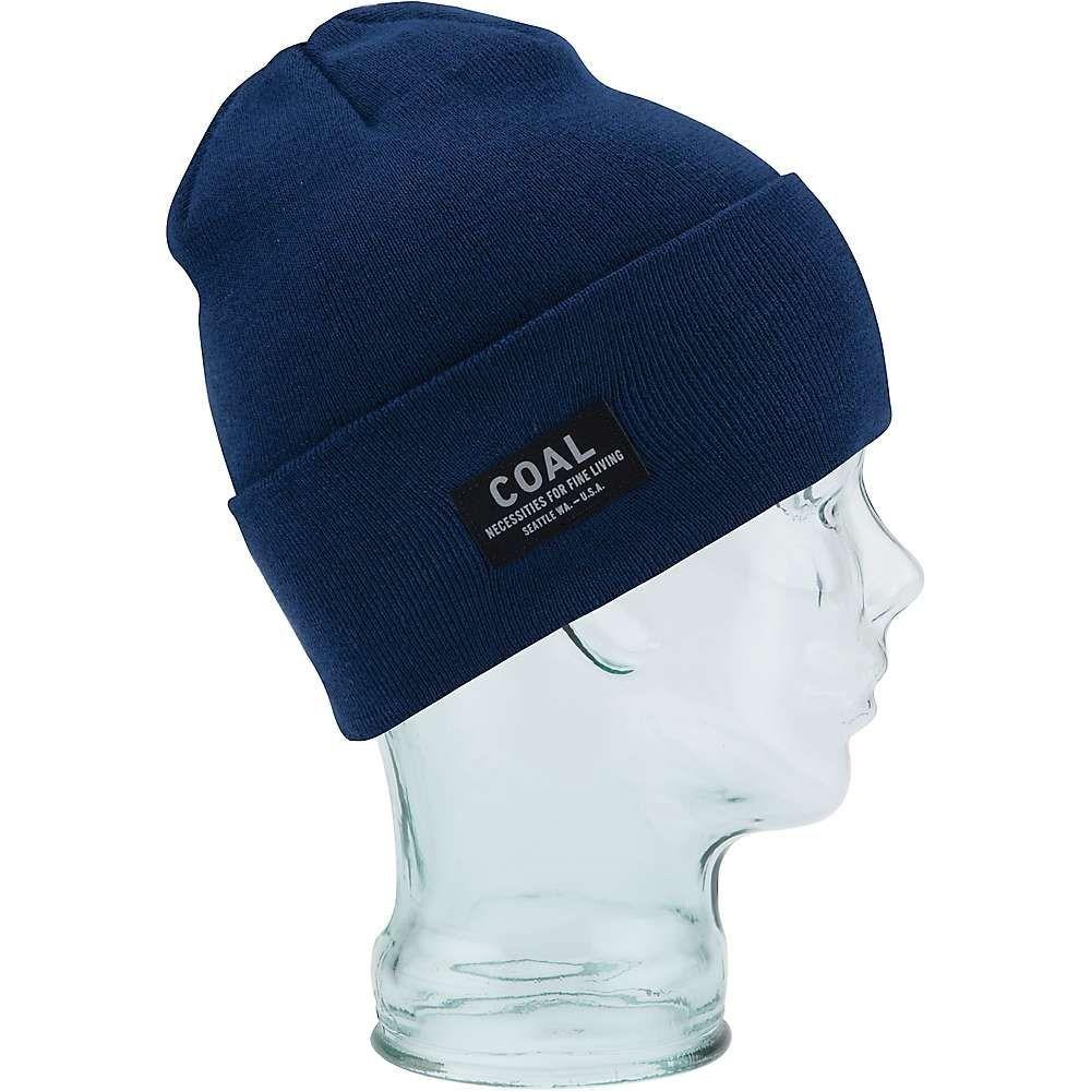コール Coal ユニセックス ニット ビーニー 帽子 Carson Beanie Navyfmb7vgyIY6
