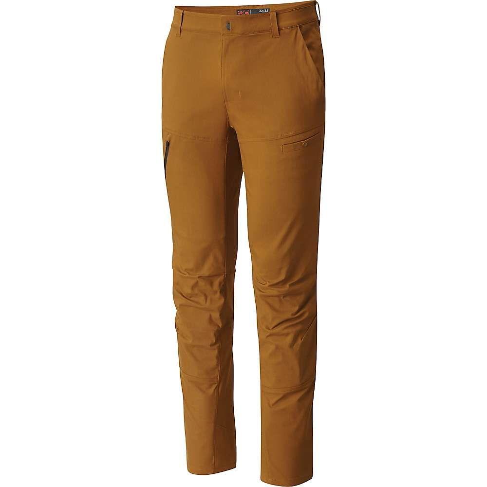 マウンテンハードウェア Mountain Hardwear メンズ ハイキング・登山 ボトムス・パンツ【Hardwear AP U Pant】Golden Brown