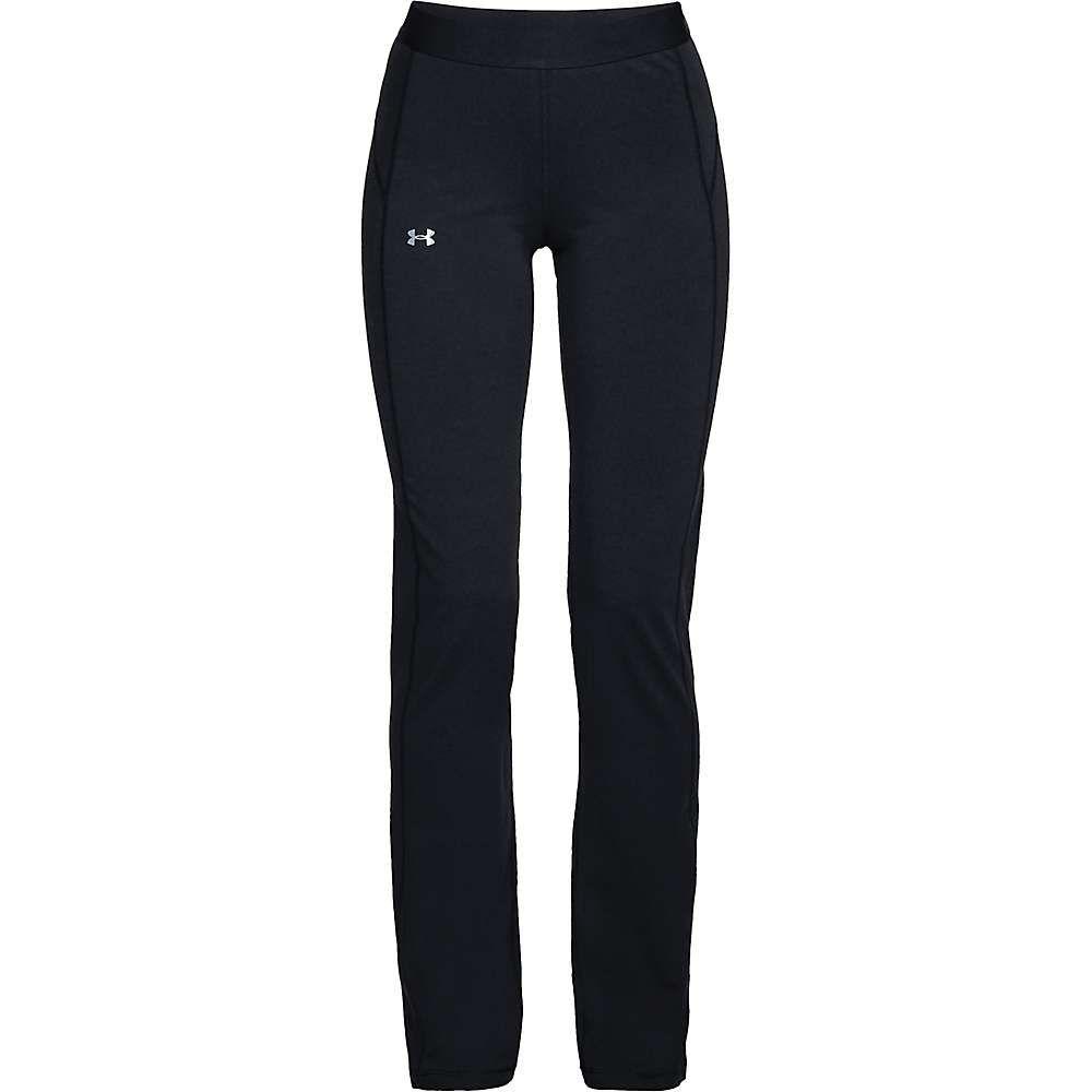 アンダーアーマー Under Armour レディース ボトムス・パンツ ストレートパンツ【UA Favorite Straight Leg Pant】Black/Tonal